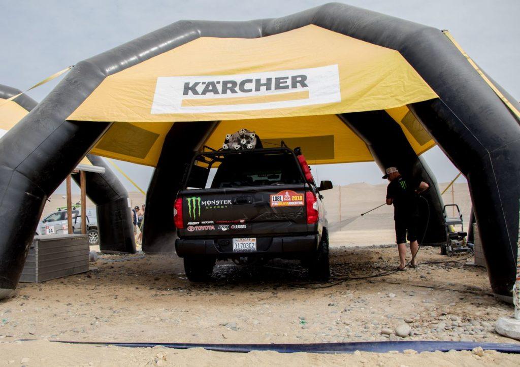 Dakar 2018_cistici stanice Kärcher_m
