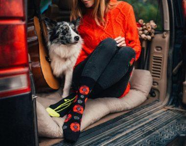 Veselé ponožky: Pre úspešných ľudí s hlbokým posolstvom