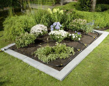 Když zahrada zmokne i bez deště, a ještě se ušetří voda