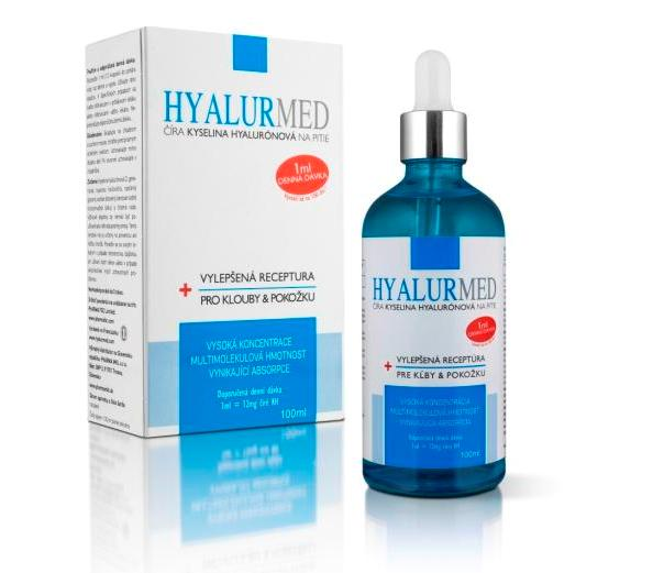 HYALURMED kyselina hyalurónová