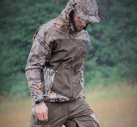 Funkční bunda a kalhoty Iron3DX Tagart pro aktivní pobyt v přírodě a lov. Lovecká bunda a lovecké kalhoty se hodí zejména pro jaro a podzim. Zátěžové části mají aplikovanou funkční membránu. Bundu i kalhoty prodává e-shop Kostecky.cz.