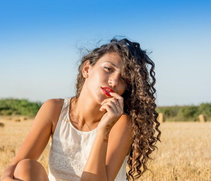 Ako chrániť vlasy pred slniečkom?