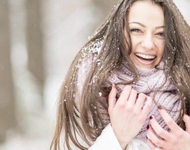 Zimní péče o vlasy v pěti krocích