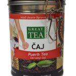 Cajova-zahrada.cz_Čaj na hubnutí_Puerh Tea_červený čaj, 170 g, cena 199 Kč