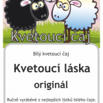 Cajova-zahrada.cz_Kvetoucí láska-bílý kvetoucí čaj, 1 ks, 49 Kč